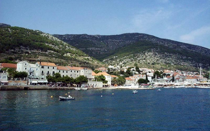 Accommodation, Apartments, Rooms in Bol Brač Center