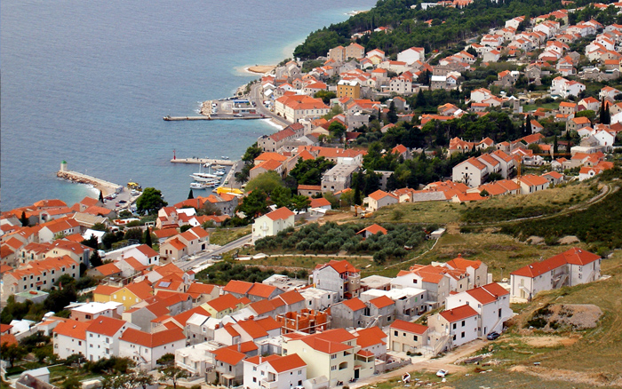 Bol Apartments and rooms in Croatia near sea - North